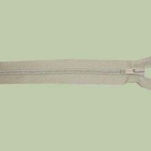 Zipper : Biege No-5 Open End 60cm