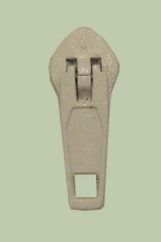 Zipper Slide White