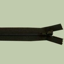 Zipper : Black No-5 Open End 35cm