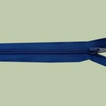 Zipper : Royal Blue No-5 Open End 83cm