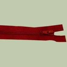 Zipper : Maroon No 5  83cm Open End