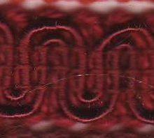 Scroll Gimp J23 Claret