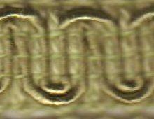 Scroll Gimp L26 Celadon