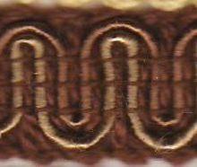 Scroll Gimp PR03 Hazelnut