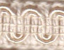 Scroll Gimp C25 Ivory