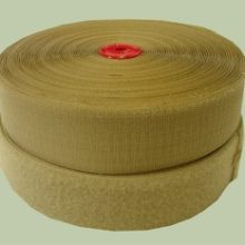 Hook and Loop Velcro 50mm Beige