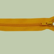 Djf Zipper : Yellow No-5 Open End 40cm