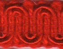 Scroll Gimp J04 Red