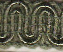 Scroll Gimp L77 Cedar