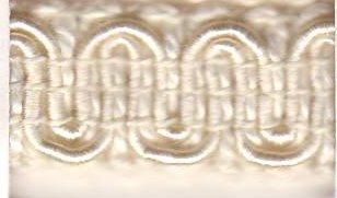 Scroll Gimp C19 Off White