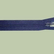 Zipper : Navy No-5 Open End 55cm